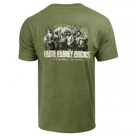 Tee-Shirt Duck Commander