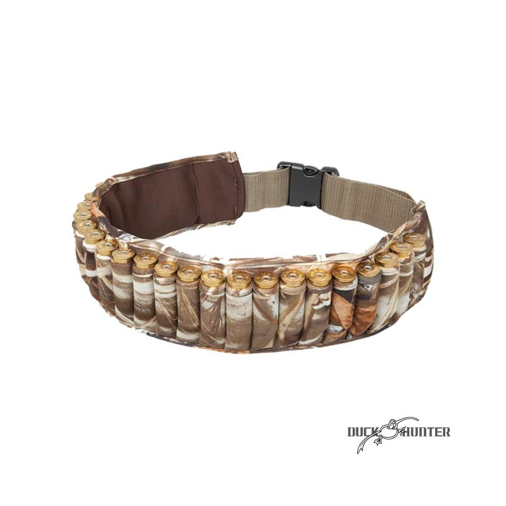 Cartouchière camo Realtree Max5 Duck Hunter