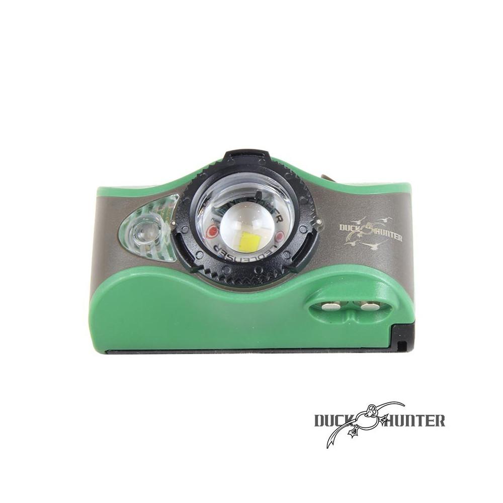 Lampe frontale Ledlenser MH8 Duck Hunter