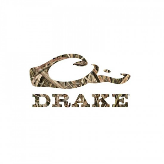Autocollant camo Drake Waterfowl