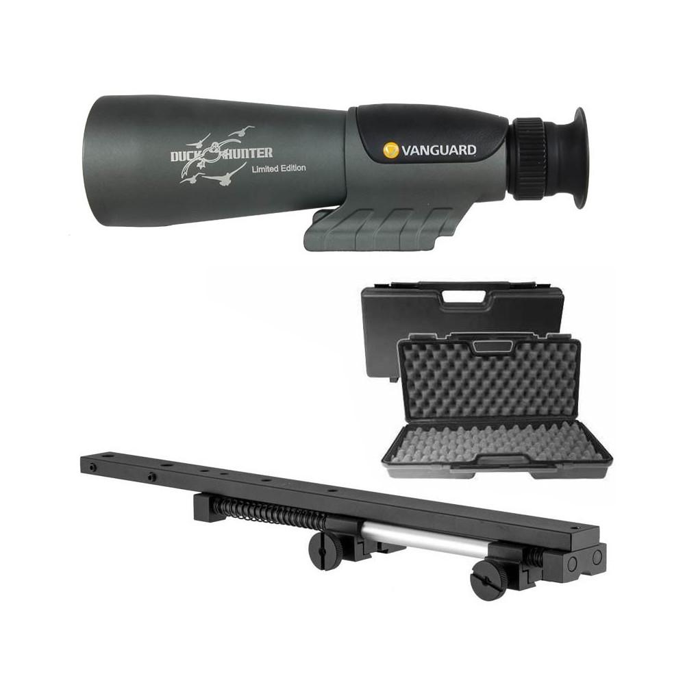 Pack Vanguard 9x65HXD + Compensateur + Mallette