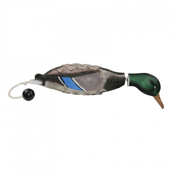 Apportable canard pour chien de chasse
