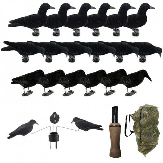 Pack expert du chasseur de corvidés