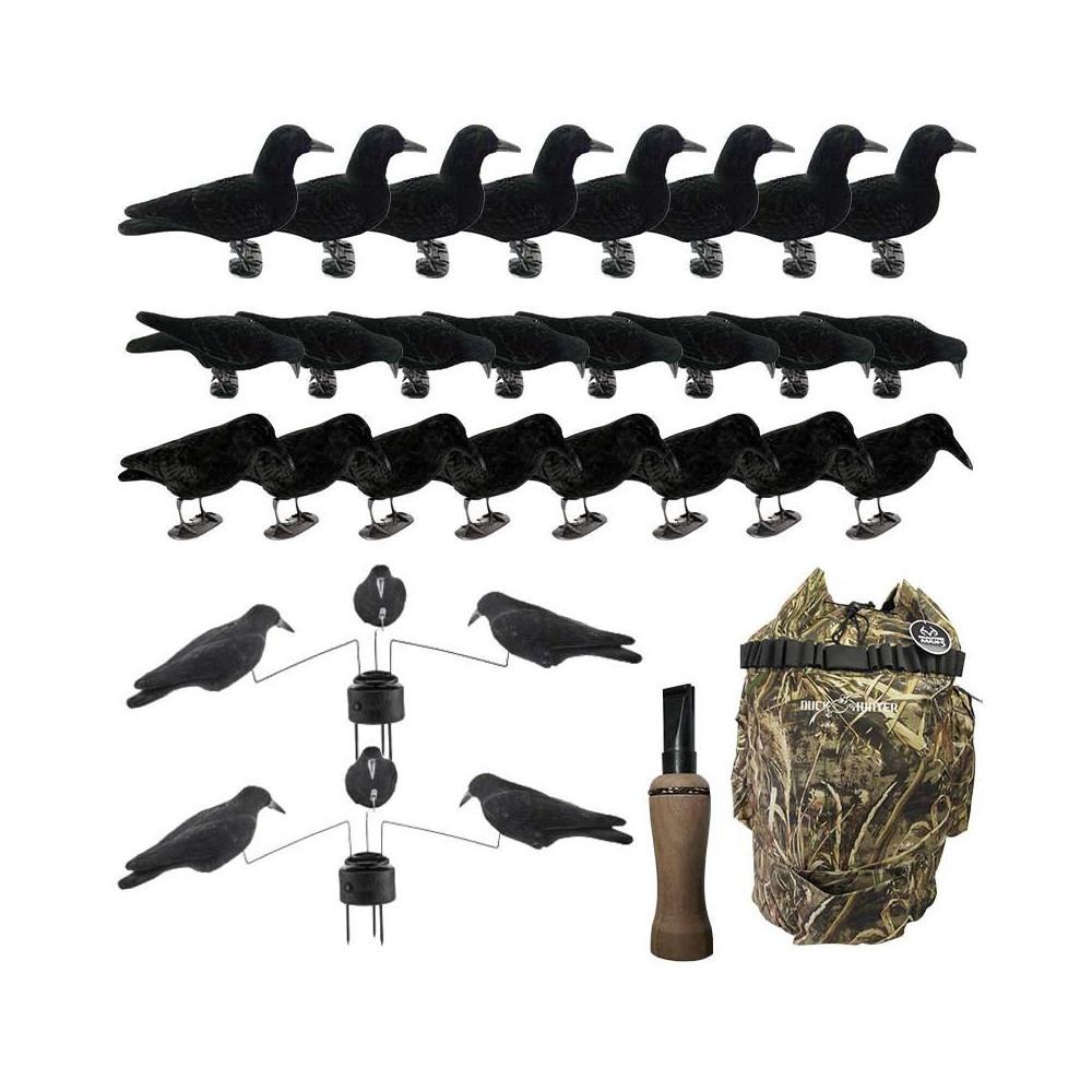 Pack ultimate du chasseur de corvidés
