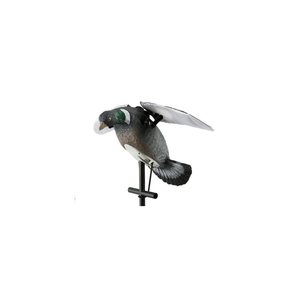 Forme de pigeon HD à ailes battantes Lucky Duck