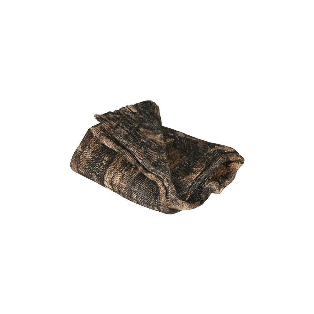 Filet de camouflage Burlap camo bois