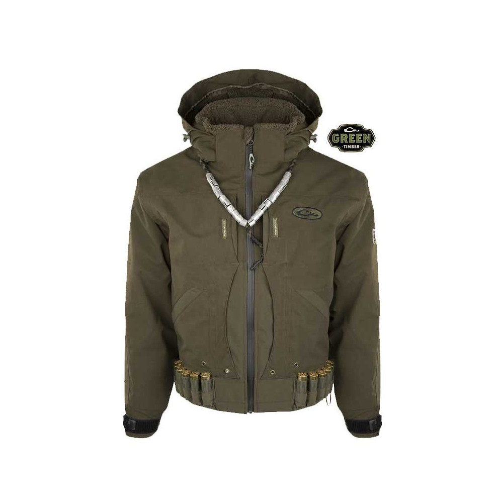 Veste de chasse Flooded Timber Drake Waterfowl