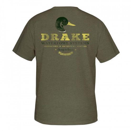 Tee-shirt Greenhead Drake Waterfowl