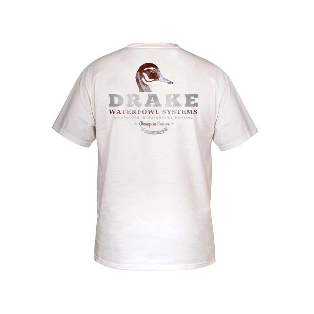 Tee-shirt Pintail Drake Waterfowl
