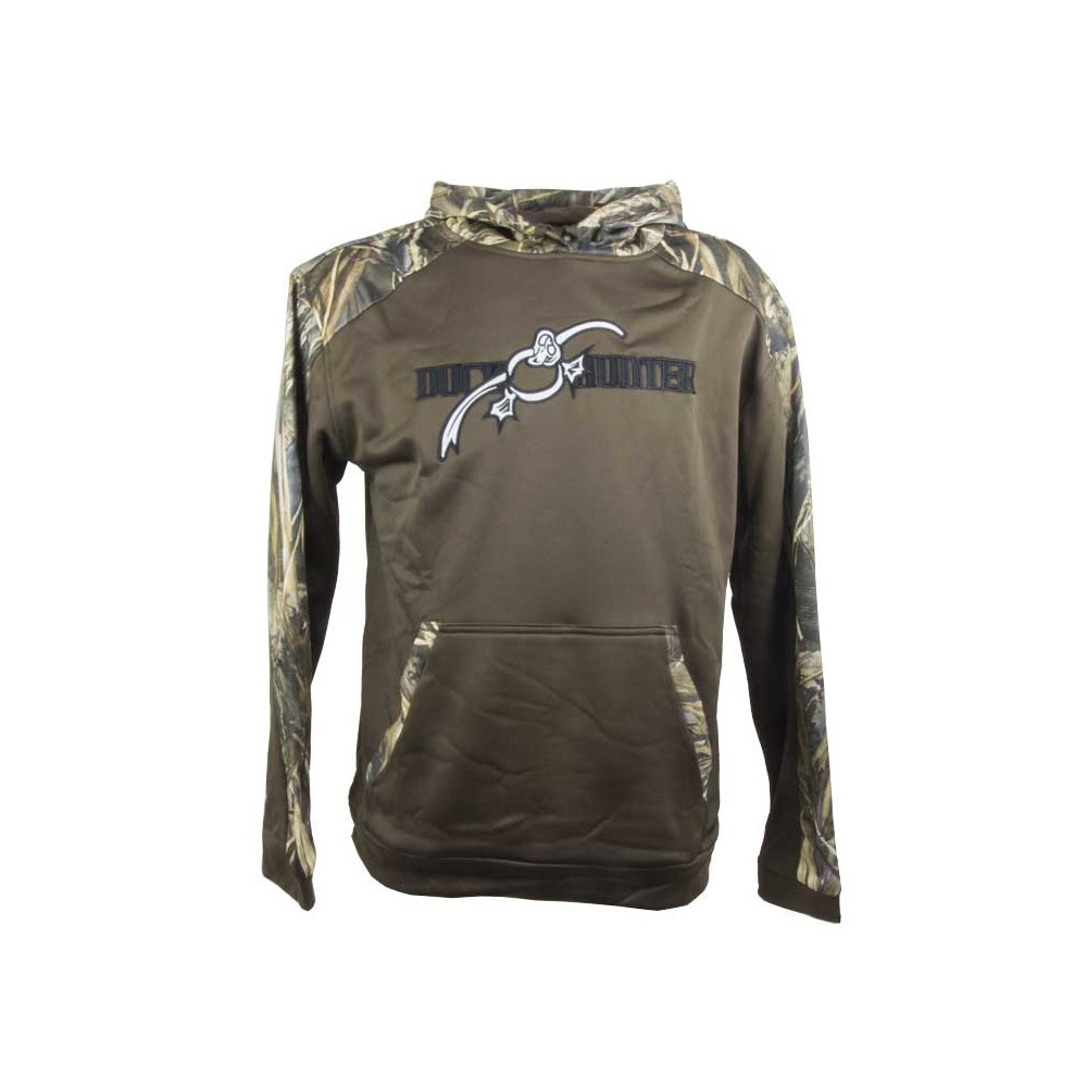Sweat Duck Hunter brun camo