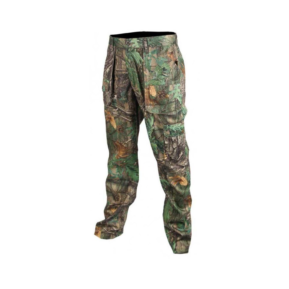 Pantalon camo bois Somlys