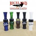 Appeau à colvert acrylique Riceland Duck Hunter