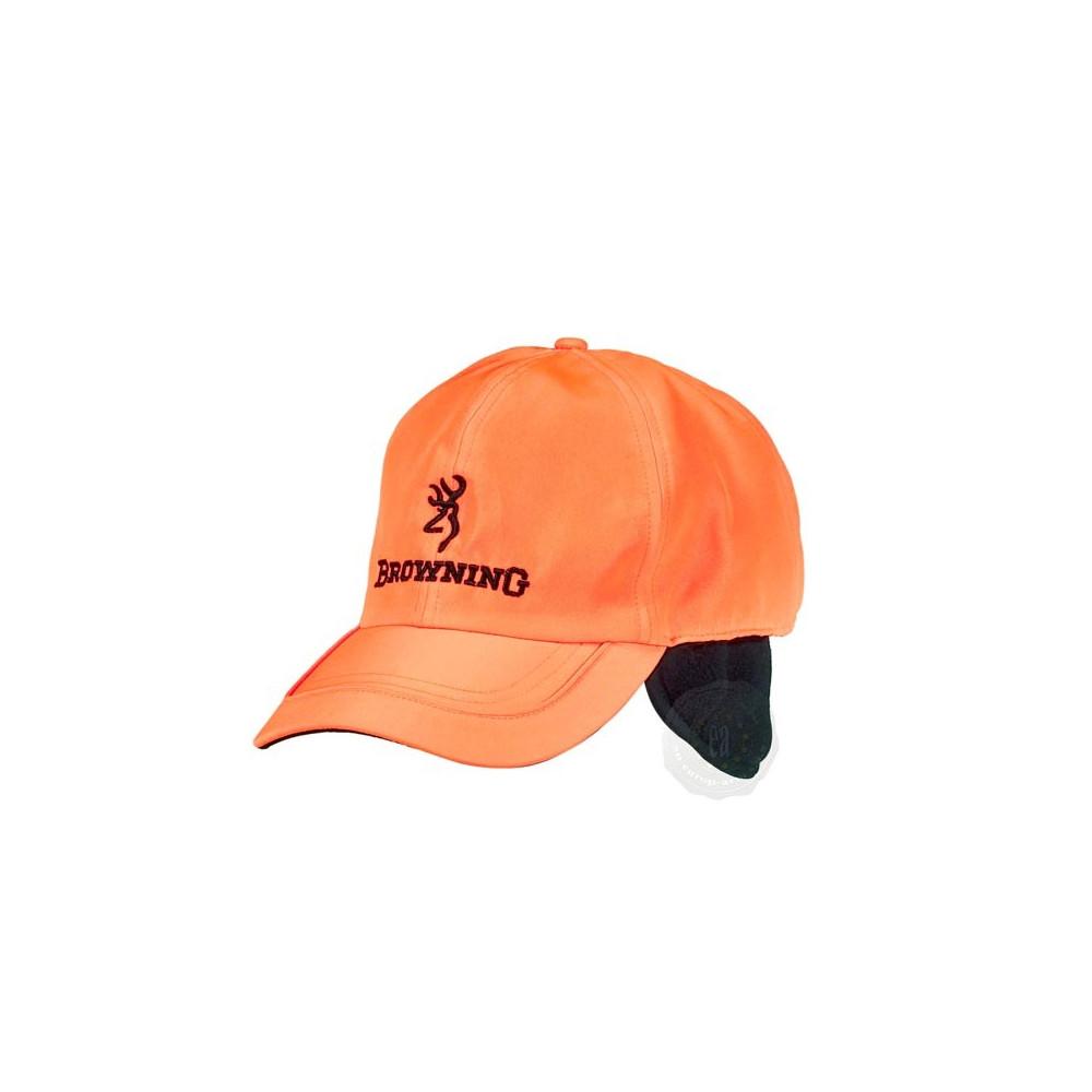 Casquette Browning Fleece Orange