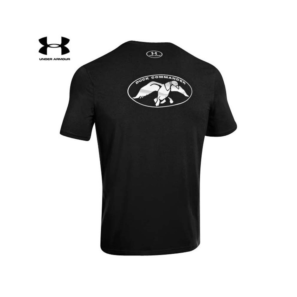 Tee-shirt Under Armour Duck Commander