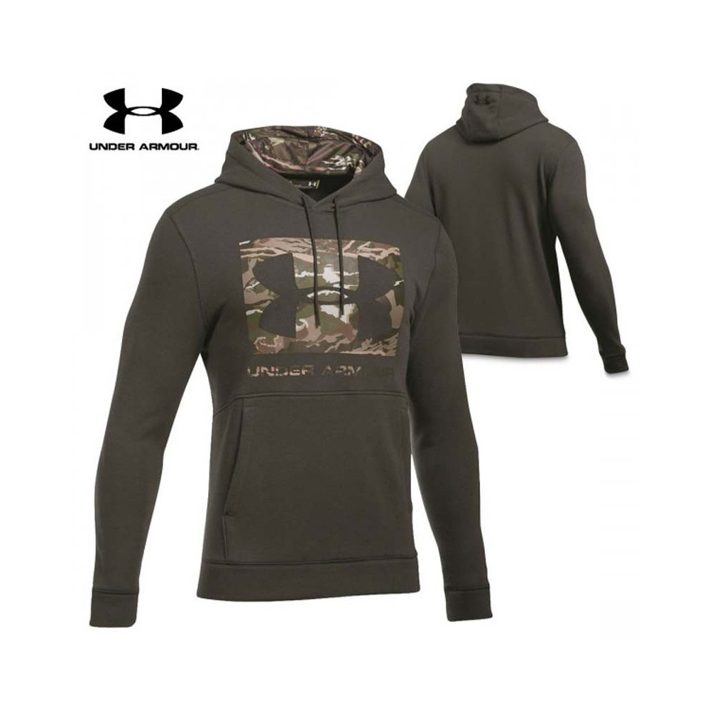 Sweat Under Armour Nori Green