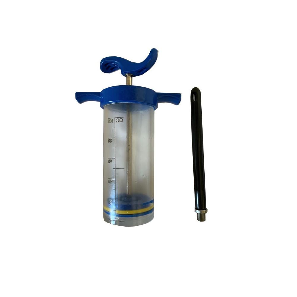 Pompe de gavage pour pigeon 50 ml