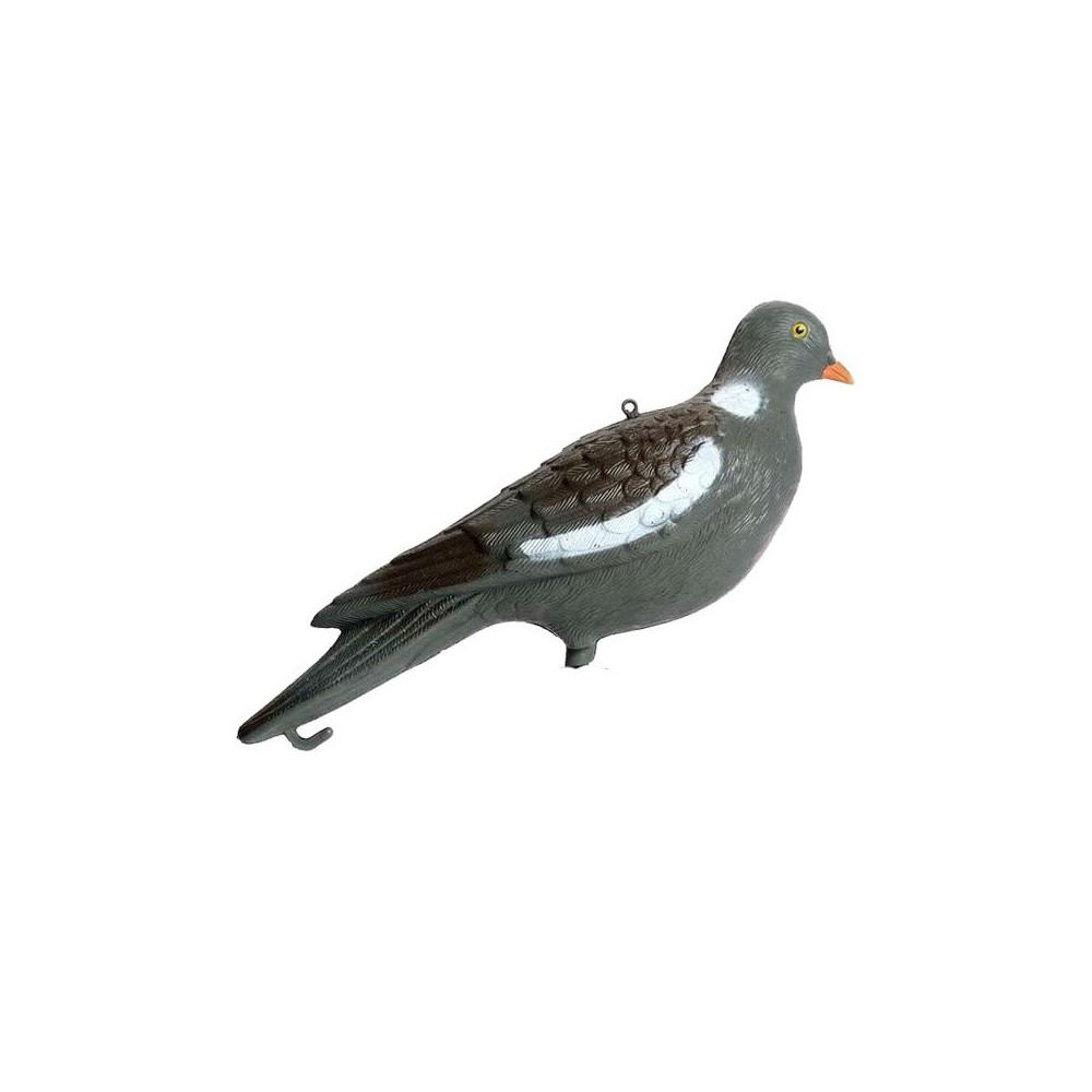 Appelant plastique pigeon sans pattes