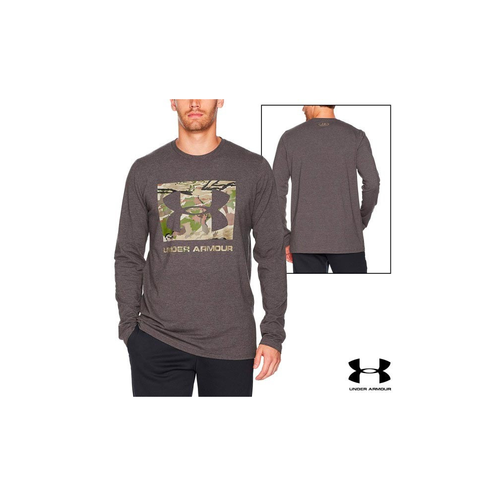 Tee-shirt manches longues Under Armour Knockout