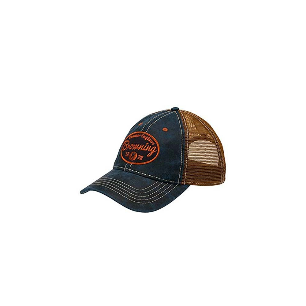 Casquette Browning Folsum Navy
