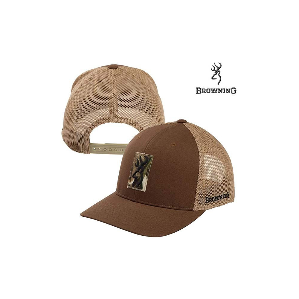 Casquette Browning Shot Mossy Oak