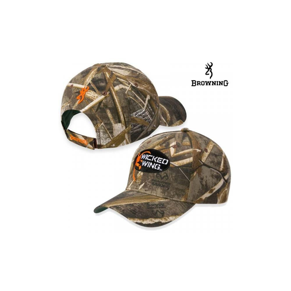 Casquette Browning Wicked Wing Max5