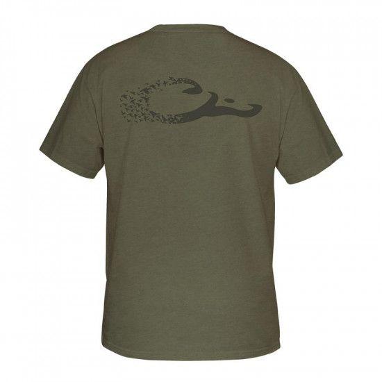Tee-shirt Duck Drake Waterfowl