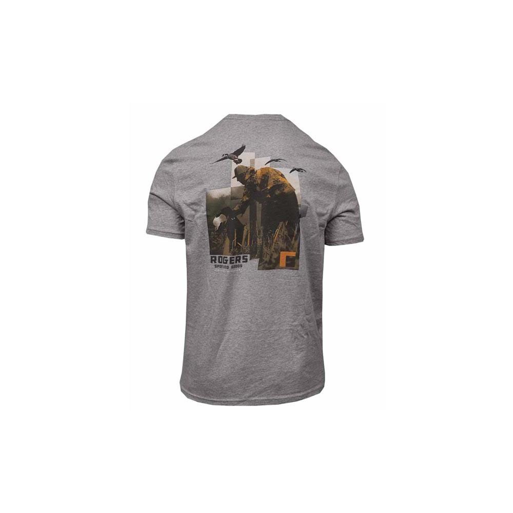 Tee-shirt Retriever Rogers