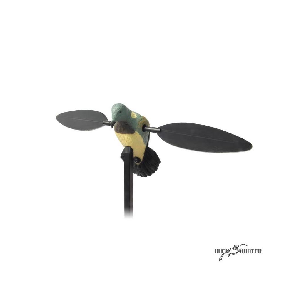Tourterelle à ailes tournantes Duck Hunter