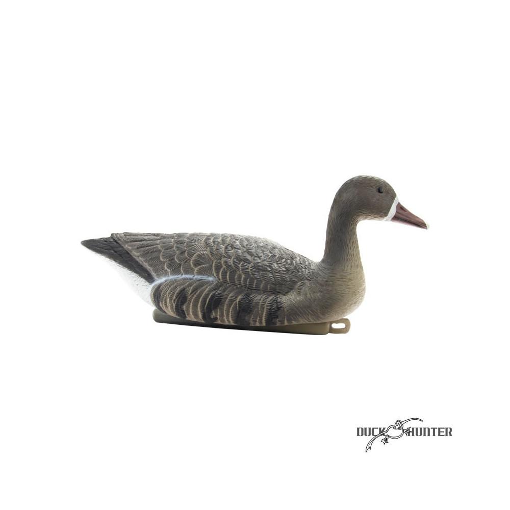 Forme d'oie rieuse flottante Duck Hunter