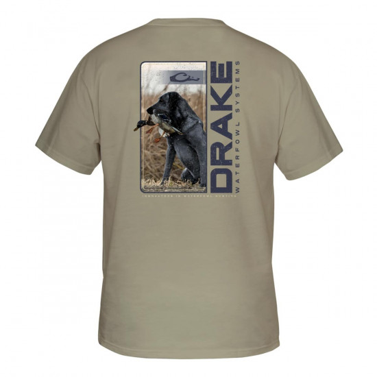 Tee-shirt Retriever Waterfowl