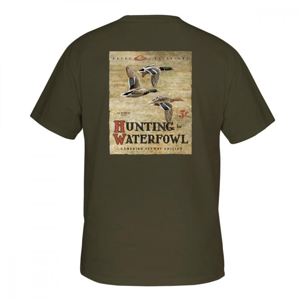 Tee-shirt Flyway Drake Waterfowl