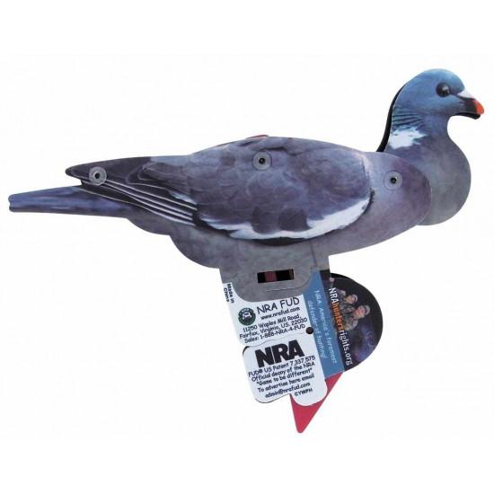 Boite 6 appelants pigeon NRA FUD