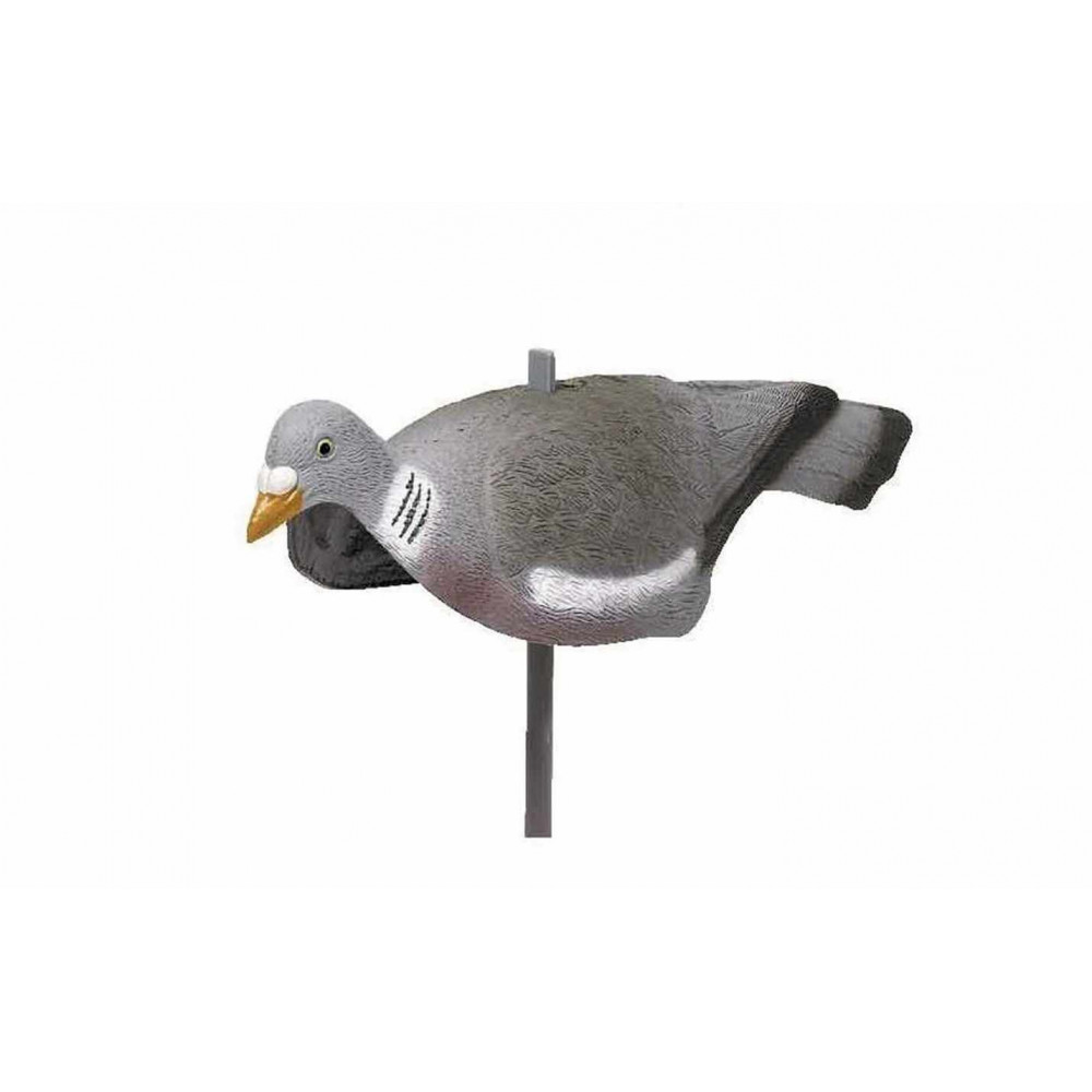 Appelant plastique pigeon coque