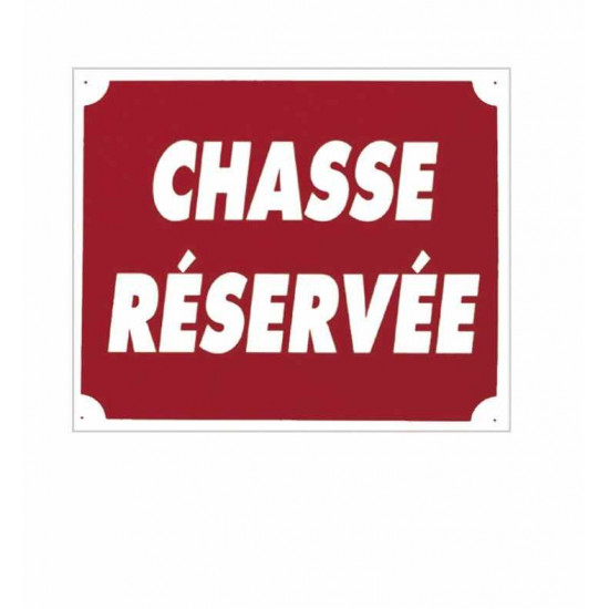 """Panc. Akyl """"Chasse Reservee"""""""