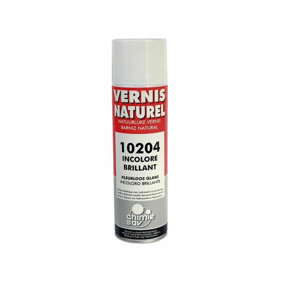 Vernis Incolore Brillant - 10204