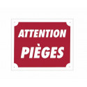attention pieges