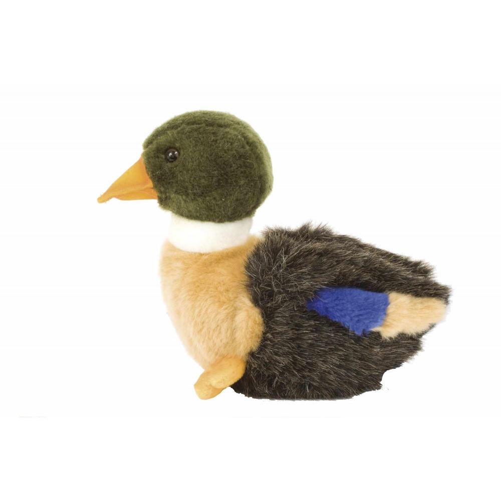 Peluche canard 19 cm