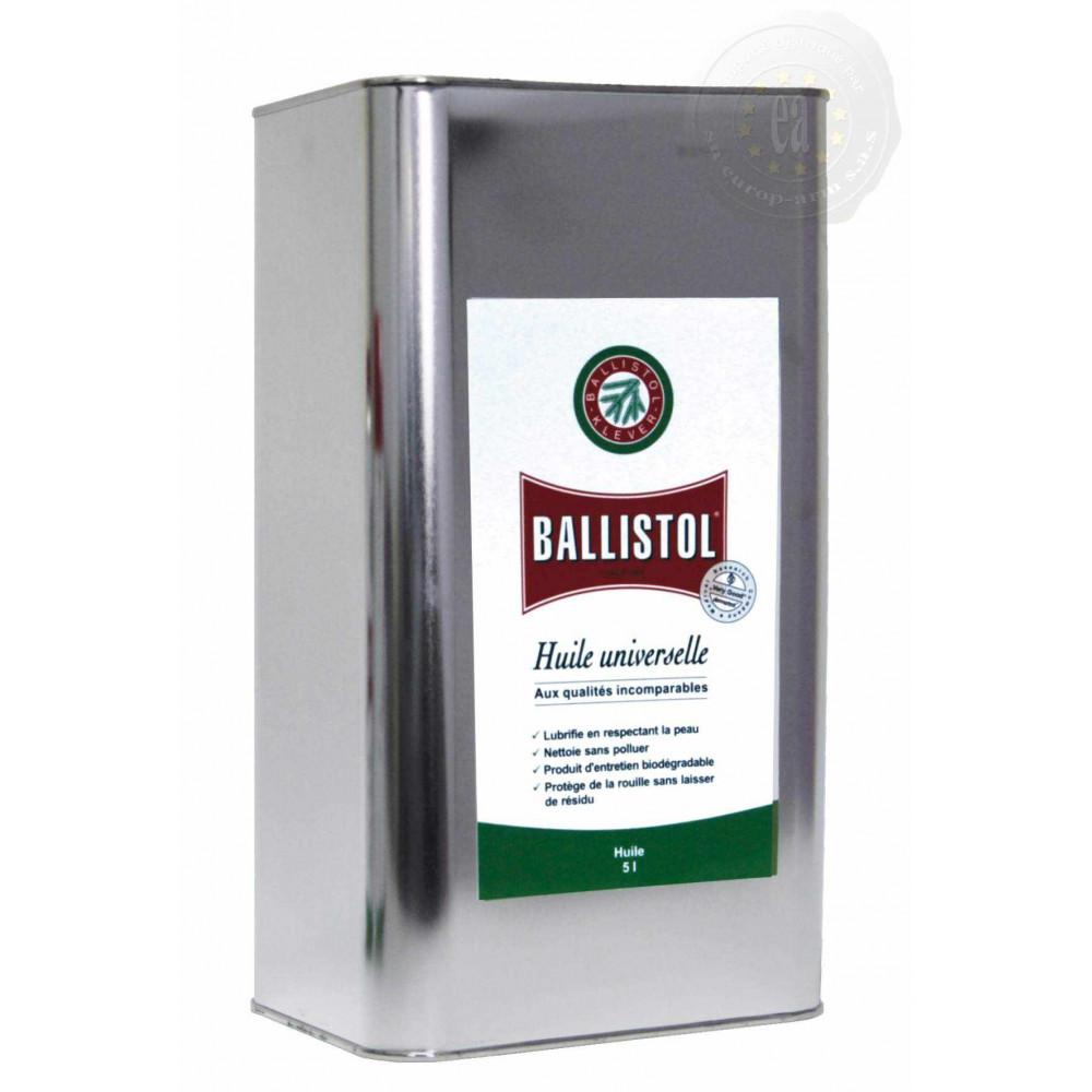 Ballistol Lingettes Boite De 10 (X1)