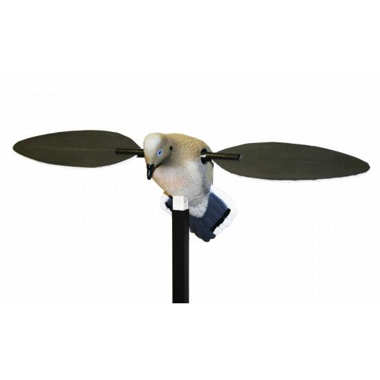 Tourterelle ailes tournantes MOJO